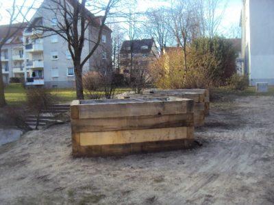 Garten Wolbeckshof in Altenessen