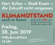FFF und P4F Demo am 28. Juni, 14:00 Uhr