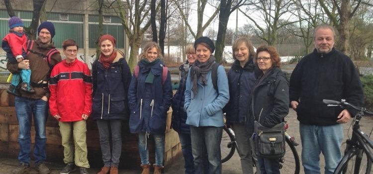 Neuer Gemeinschaftsgarten in der Planckstraße: Mitgärtner*innen gesucht!