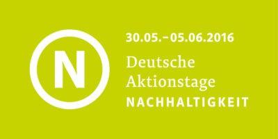 Deutsche Aktionstage Nachhaltigkeit in Essen