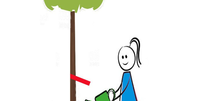 Aktion zum Tag des Baumes am 25.04.2020