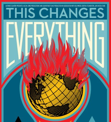 "Filmabend 15.12.2015: ""This changes everything"" (Naomi Klein)"