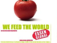 "Filmvorführung des Films ""We feed the world"""