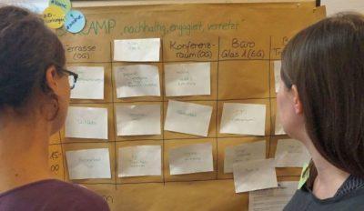 """Workshop: Regionale MitWirkstatt – engagiert, nachhaltig, vernetzt\\\"""" – Projekt MehrWertKonsum"""
