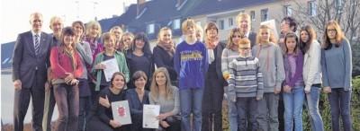 Essener Umweltpreis 2014: Transition Town – Essen im Wandel gewinnt den 1. Preis