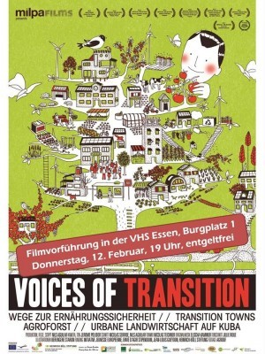 Filmabend: Voices of Transition