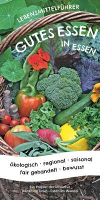 Titelseite des Lebensmittelführers