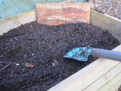 Organisch Düngen und Komposttoilettenbau – 2 Workshops in den Gemeinschaftsgärten